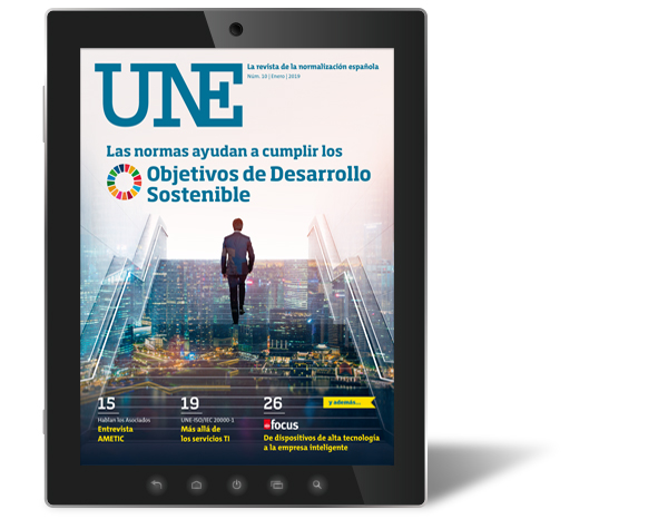 UNE Magazine, January edition now available